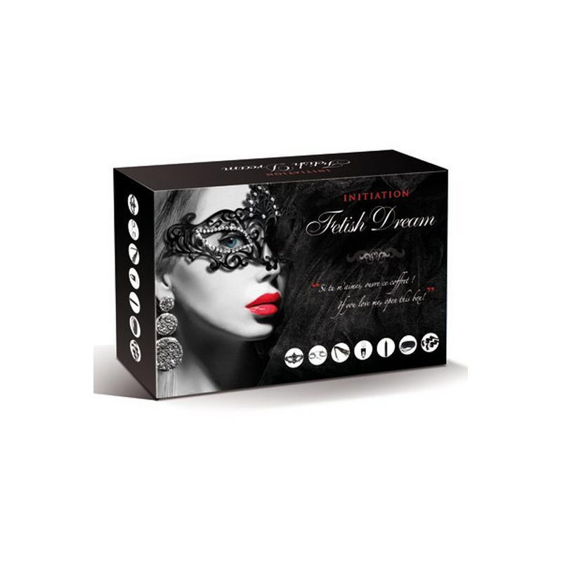 Photo de coffret initiation fetish dream