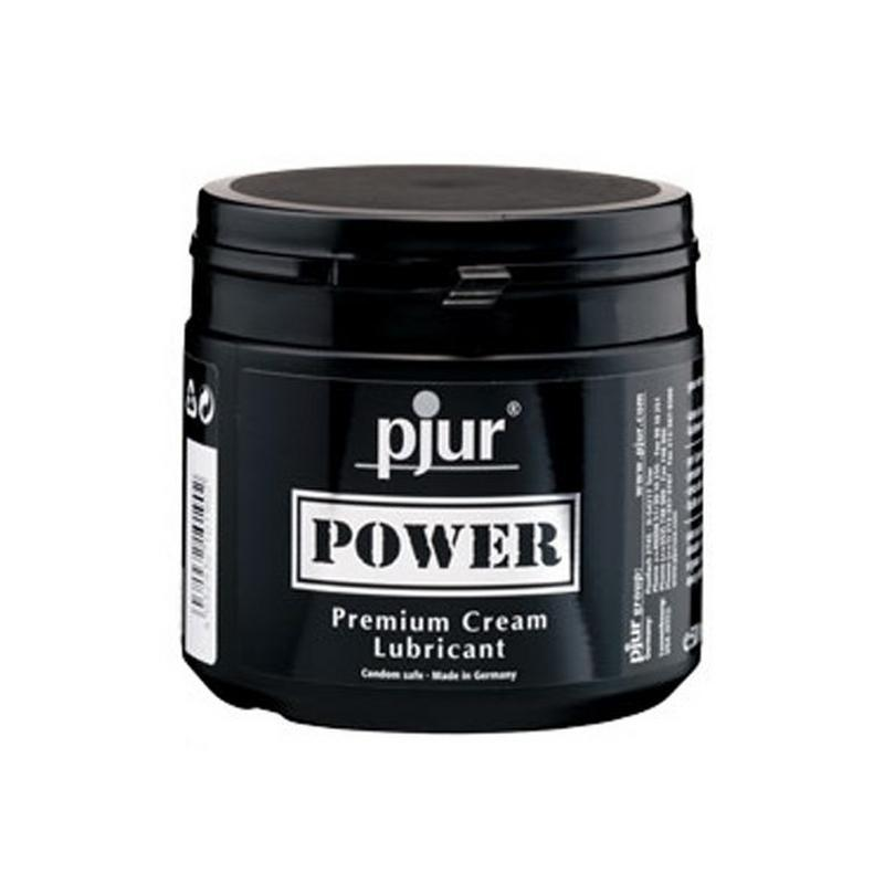 Photo de creme super lubrifiante power 150ml