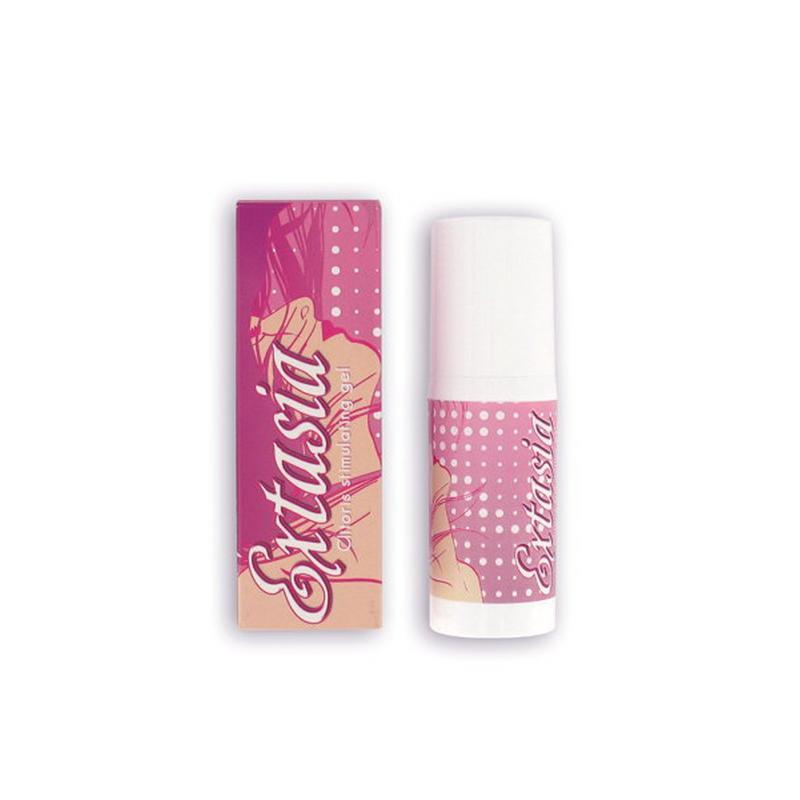 Photo de gel stimulant clitoridien extasia 30ml