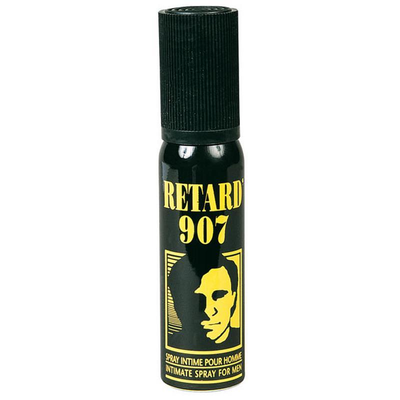 Photo de spray aphrodisiaque retardant ejaculation retard 907
