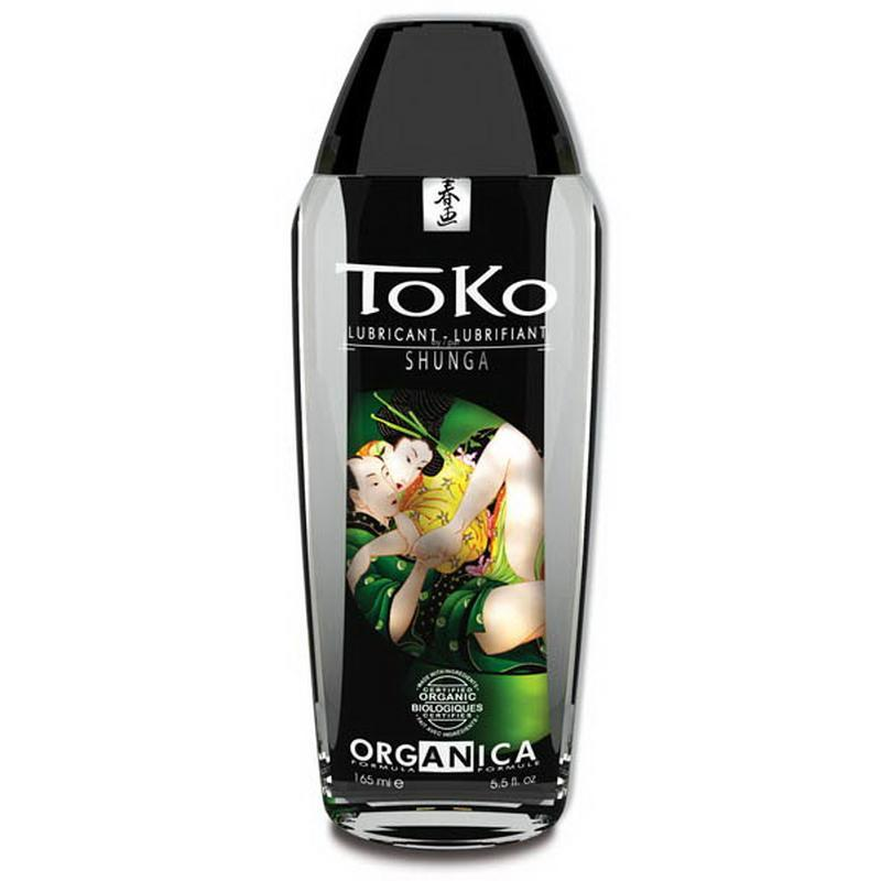 Photo de toko lubrifiant organica 165ml