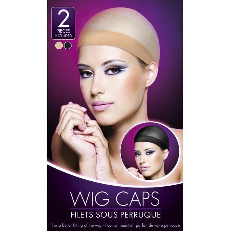 Photo de wig caps 2 filets sous perruques