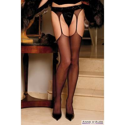 collant jarretelles lea t3 noir dans Collants jarretelles
