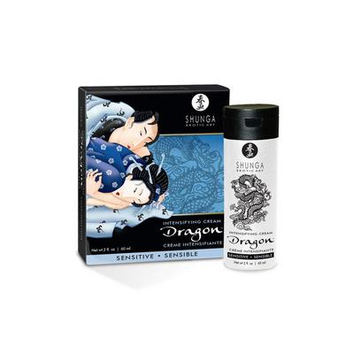 crème intensifiante dragon cream sensitive 60 m