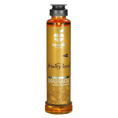 fruity love huile de massage vanille/canelle 200ml