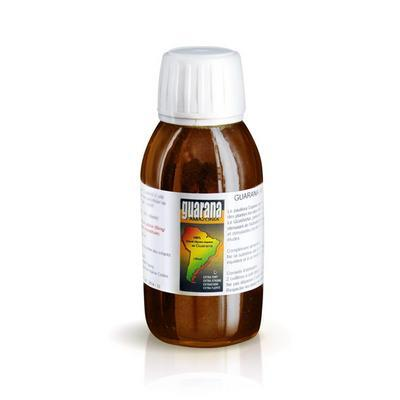 stimulant liquide guarana 100 ml