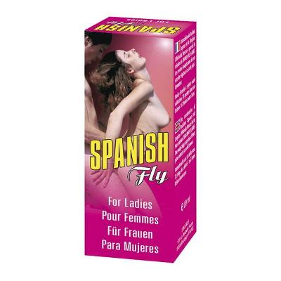 stimulant sexuel spanish fly ladies